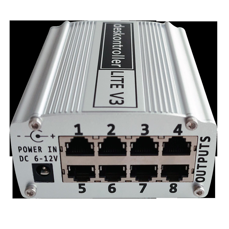 Online-Offline RGB Led screen controller - deskontrol electronics