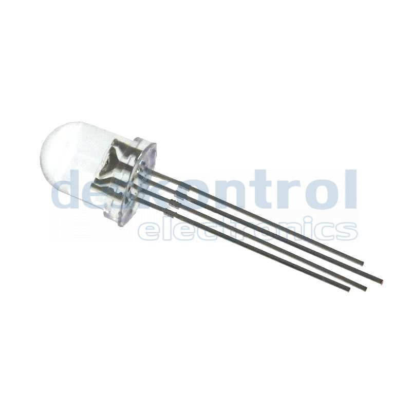 LED diode DIP RGB 10mm