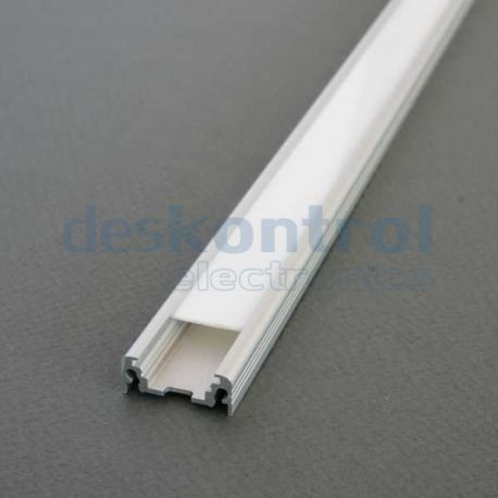 Perfil de aluminio tiras de LED Surface