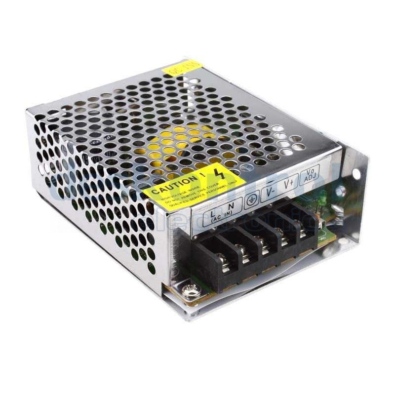 Switch mode power supply 40w - 12v - 3A