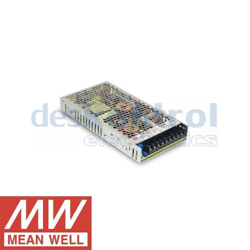 Mean Well Switching power supply 200w 12v