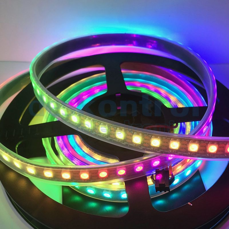 RGB digital led strip SK6812 60 leds meter 72w